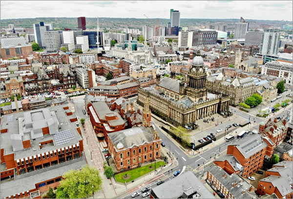 Leeds City Centre Mission