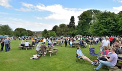 Party in the Park: Sunday 4th June 2017